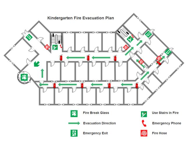 32fd2b8ef37abef851a0eedd83a397b0 evacuation plan fire escape
